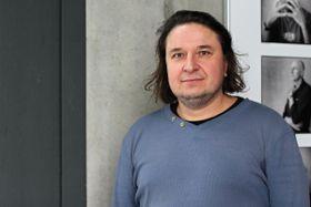 Martin Jindra (Foto: Jana Přinosilová, Archiv des Tschechischen Rundfunks)