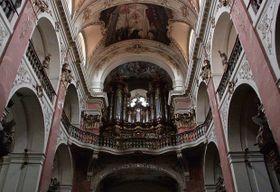 La Basilique Saint-Jacques, photo: Archives de ČRo7