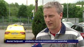 Daniel Tarljovský, foto: ČT