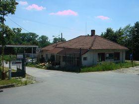 Former Svatobořice camp, photo: Petr Slinták