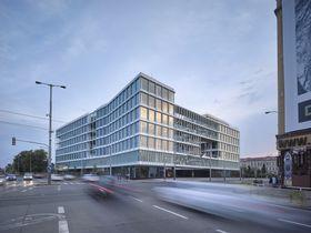 L'immeuble Visionary, photo: Archiv de Visionary