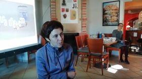 Iva Honsová, foto: YouTube kanál Jihlavských listů