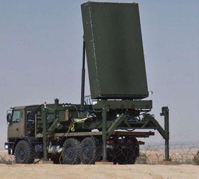 Izraelský radar Elta, foto: archiv ELTA Systems