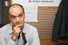 Michal Šmíd, photo: Alžběta Švarcová, ČRo