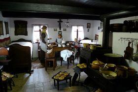 El museo etnográfico a cielo abierto de Přerov nad Labem, foto: Petr Vilgus, Wikimedia CC BY-SA 3.0