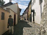 Trebic - former Jewish quarter, photo: CTK