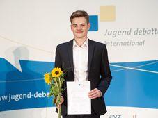 "David Gerasimov (Foto: Archiv ""Jugend debattiert international"")"