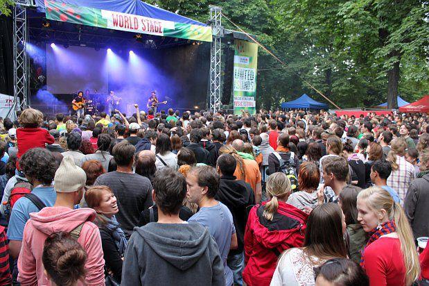 Festival United Islands of Prague, foto: Archivo de ČRo - Radio Praga