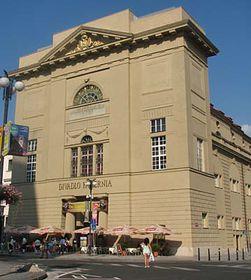 Театр «Гиберния» (Фото: Кристина Макова, Чешское радио - Радио Прага)
