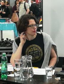 Zuzana Jürgens (Foto: Markéta Kachlíková)