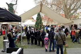 Charity Advent Market 2016, photo: archive of Fund Act For Others