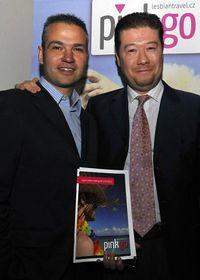 Tomio Okamura (right), photo: CTK