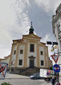 St. Anne's Church, photo: Google Maps
