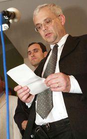 El nuevo gobierno checo fue presentado, Vladimir Spidla, Foto: CTK