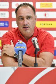 Jindřich Trpišovský, photo: Michal Kamaryt/ČTK