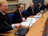 La réunion du Conseil économique national - NERV, photo: CTK