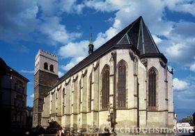 St. Moritz Cathedral, photo: CzechTourism