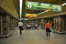 Station Můstek (Foto: Ralf Roletschek, Wikimedia Commons, CC BY-NC-ND 3.0)