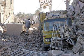 Иран, пострадавший от землетрясения (Фото: ЧТК)