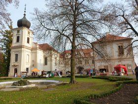 Castillo de Loučeň, foto: archivo de Radio Praga