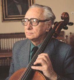 El renombrado violonchelista checo Milos Sádlo, foto: CTK