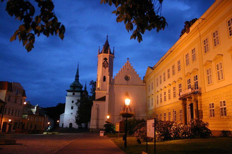 Замок в Теплице, принадлежавший Клари-Альдрингенам, фото: Azenion, CC BY-SA 3.0