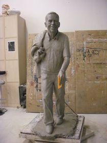 La estatua de Václav Havel, foto: Archivo del festival Pilsner Fest