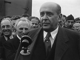 Jan Masaryk, photo: Czech TV