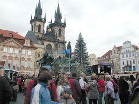 Los mercadillos de Navidad en Praga (Foto: Lenka Zizkova)