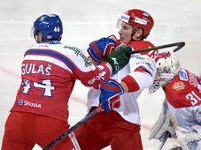 Милан Гулаш и Максим Худинов, Фото: ЧТК