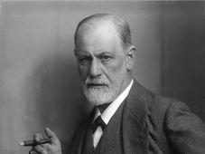 Sigmund Freud, foto: public domain