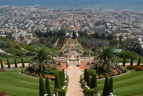 Haifa, foto: Břetislav Tureček