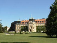 El palacio de Lány, foto: Jana Káninská, Archivo de ČRo