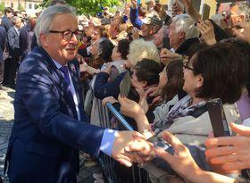 Jean Claude Juncker (Foto: ČTK / Jakub Dospiva)