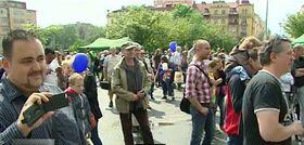 Partei Ano (Foto: Tschechisches Fernsehen)