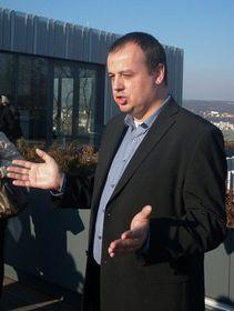 Jiří Dušek, photo: Zdeňka Kuchyňová