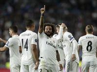 Real Madrid, photo: Manu Fernandez/AP/ČTK