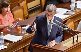 Andrej Babiš (Foto: ČTK / Vít Šimánek)