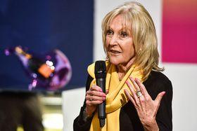 Eva Jiřičná (Foto: Filip Jandourek, Archiv des Tschechischen Rundfunks)