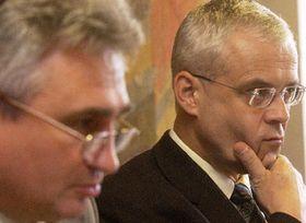 Милан Штех и Владимир Шпидла, фото: ЧТК