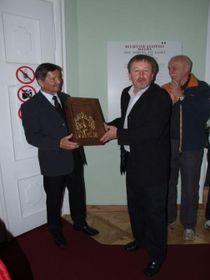 следователь Франтишек Марышка (влево), фото: Архив замка Бечов