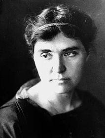 Olga Masaryková-Revilliodová, foto: ČTK