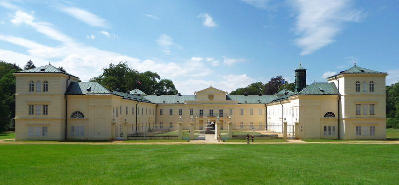 Замок Кинжварт, фото: Ondřej Žváček, Wikimedia Commons, CC BY-SA 3.0