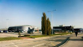 Аэропорт в Туржанах, Фото: Karel x, CC BY-SA 3.0