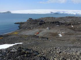 Polarstation auf Nelson Island (Foto: Grýn McSkalpeel, Wikimedia Commons, CC BY-SA 4.0)