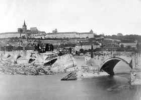 Floods in 1890, Photo:CTK
