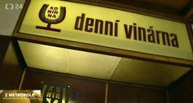 Le bar à vins Konírna, photo: ČT24