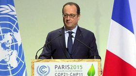 François Hollande, foto: ČT24