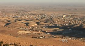 Sinjar en 2015, photo: Voice of America, public domain