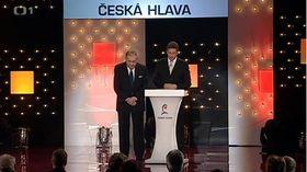 Z letošního předávání cen Česká hlava, foto: Česká televize
